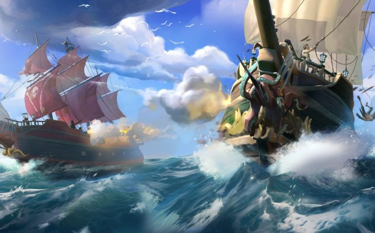Подсказки Sea of Thieves – гайд по кораблям