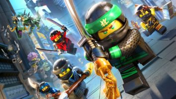 Читы и коды The LEGO Ninjago Movie Video Game