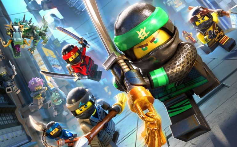Читы и коды The LEGO Ninjago Movie Video Game