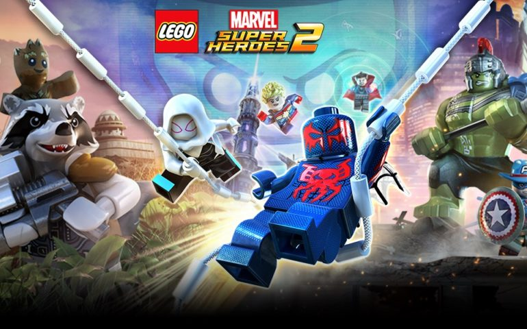Чит и коды LEGO Marvel Super Heroes 2