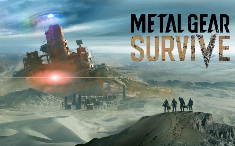 Гайд Metal Gear Survive – Как выжить в бета-версии
