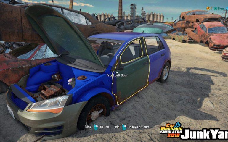 Читы Car Mechanic Simulator 2018 – основные коды для игры