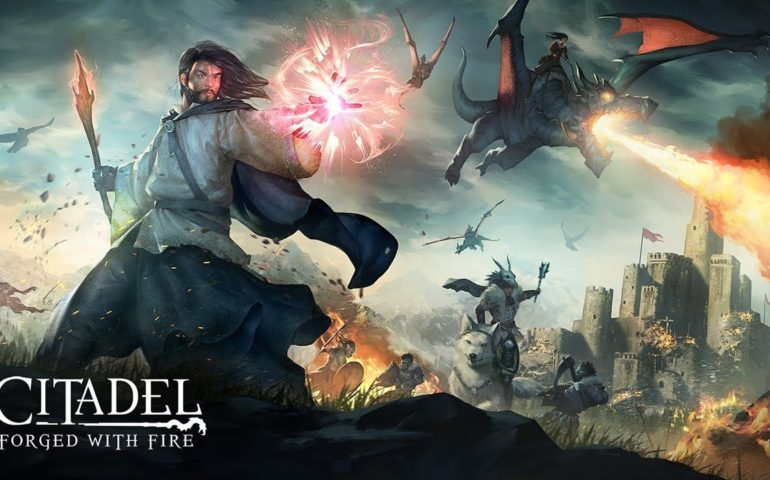 Читы Citadel: Forged With Fire – основные коды для игры