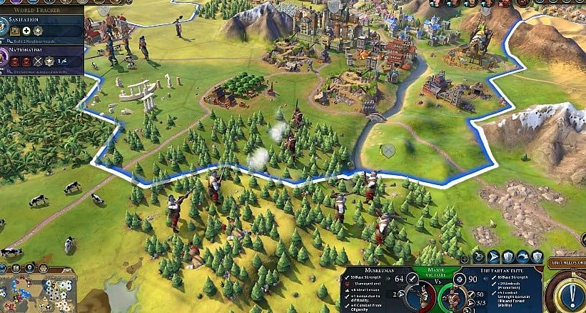 Civilization 6 – DLC Rise And Fall – Руководство к новой цивилизации Шотландии