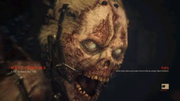 CoD WW2 Darkest Shore Zombie – гайд по пасхалке, часть 1