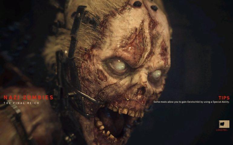 CoD WW2 Darkest Shore Zombie – гайд по пасхалке, часть 1