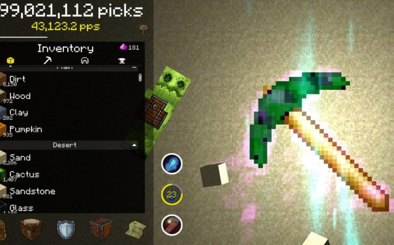 Читы PickCrafter – основные коды для игры