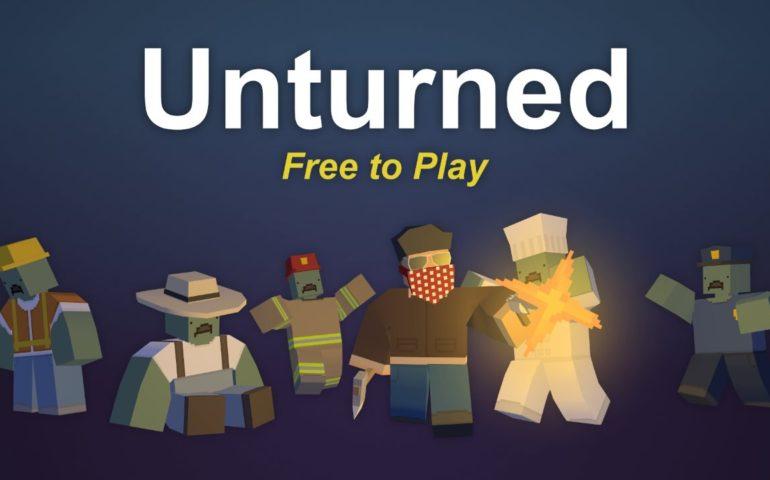 Читы Unturned – основные коды для игры
