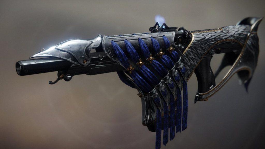 Бастион винтовка в Судьбе 2