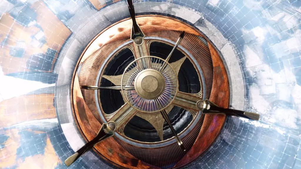 Солнечные часы Осириса
