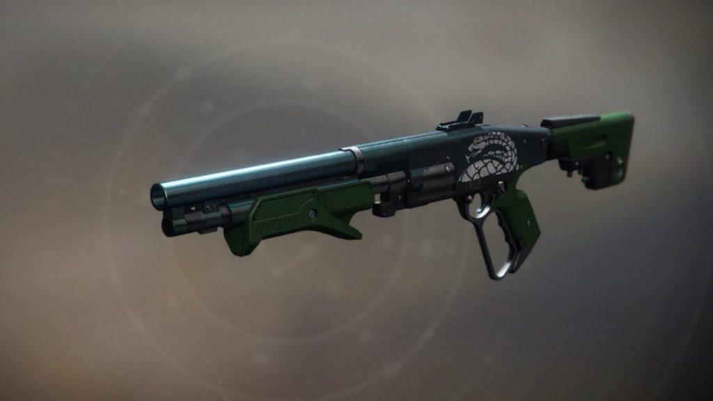 Ритуальное Оружие Питона