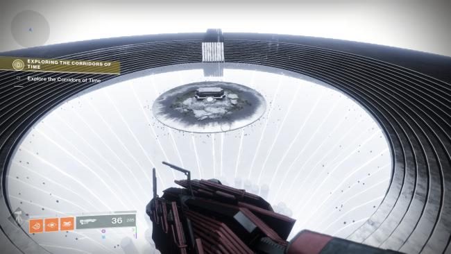 Destiny 2 миссия Осириса. Эмблема- Спаситель прошлого.