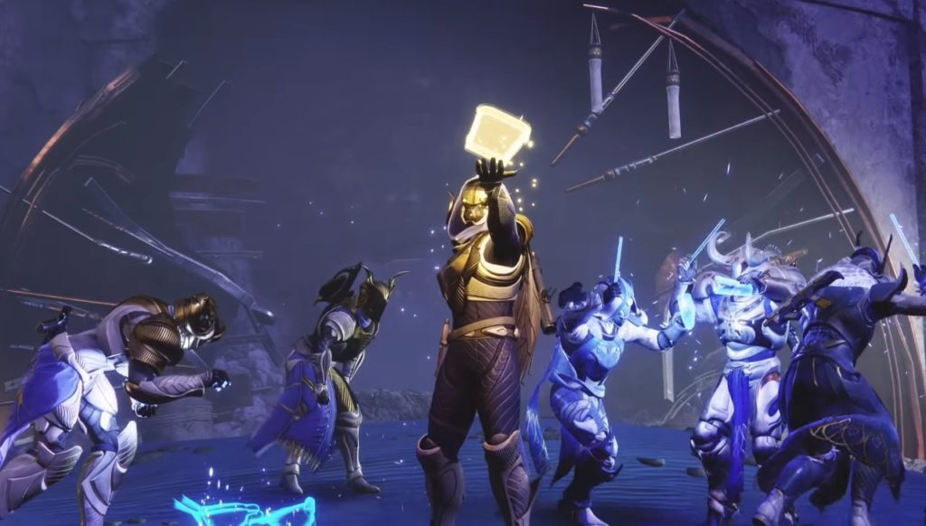 Dark Ether Cane в Destiny 2