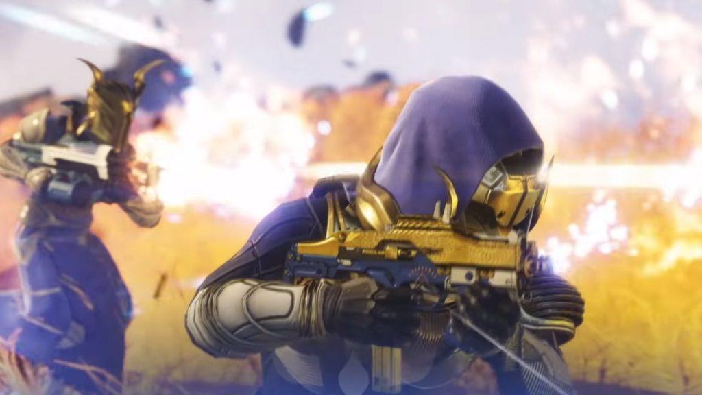 убийство врагов - лучший способ получить ингредиенты в Destiny 2