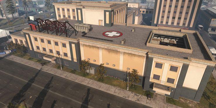 фото Больница Call Of Duty режим Warzone