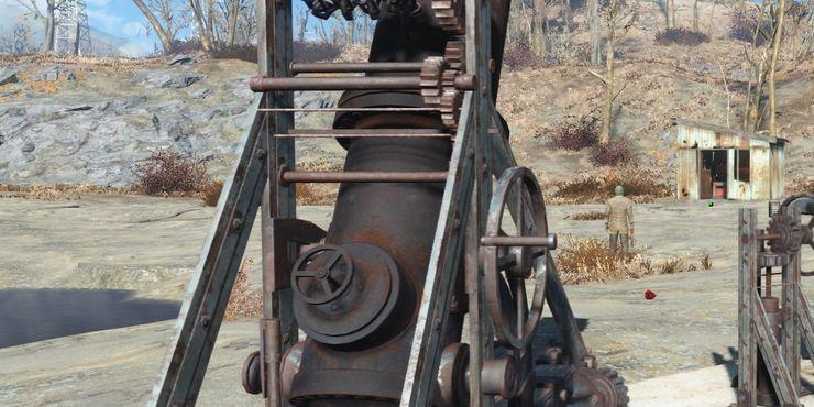 Артиллерийская орудие