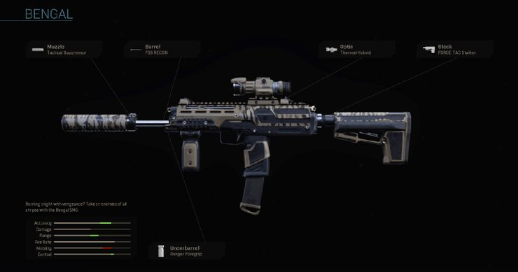 Call Of Duty Warzone: Бенгалия