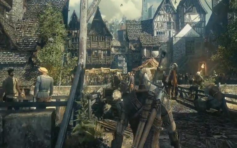 FPS в игре