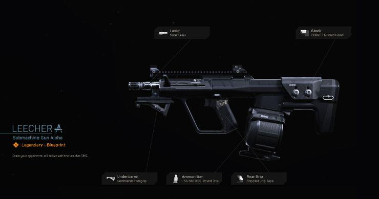 фото Call Of Duty Warzone: Leecher