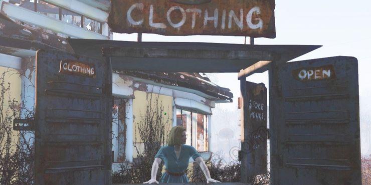 Магазин Fallout 4