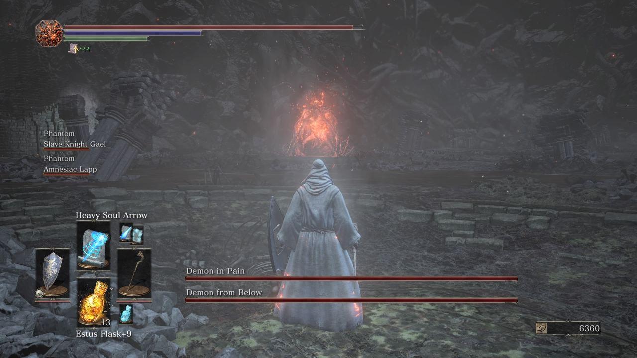 Demon soul что делать с demon's soul