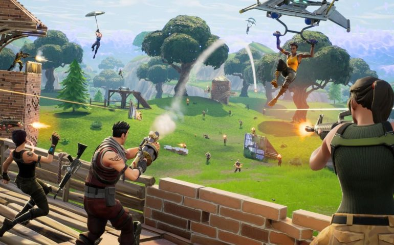 Download Fortnite PC Game Full Version + Crack and